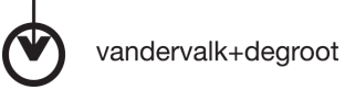 logo vandervalk degroot
